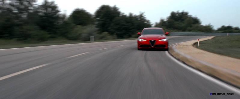 2016 Alfa Romeo Guilia Dynamic Screencaps 19