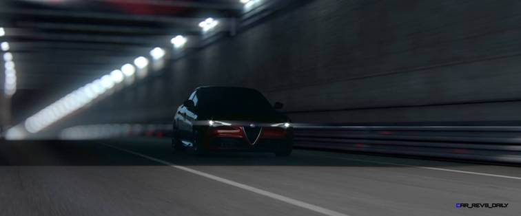 2016 Alfa Romeo Guilia Dynamic Screencaps 2