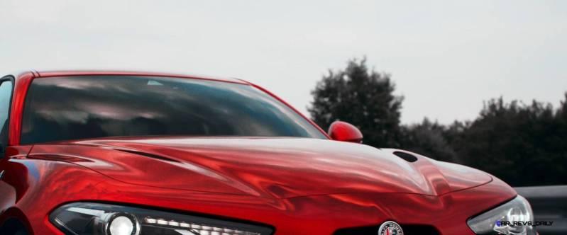 2016 Alfa Romeo Guilia Dynamic Screencaps 27