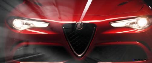 2016 Alfa Romeo Guilia Dynamic Screencaps 6
