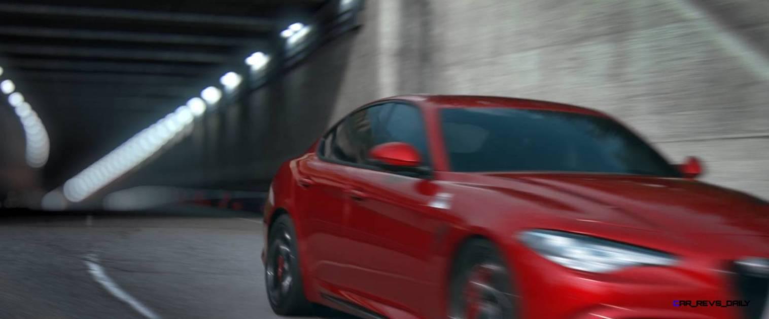 2016 Alfa Romeo Guilia Dynamic Screencaps 9