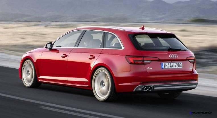 2016 Audi A4 12