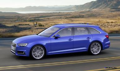 2016 Audi A4 6