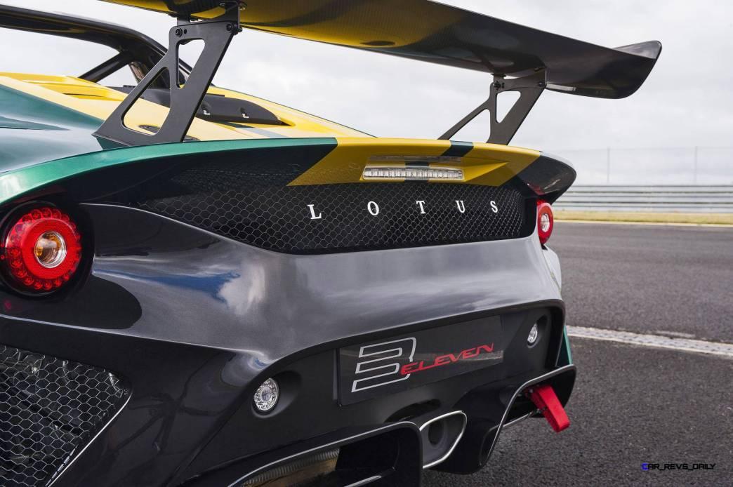 2016 Lotus 3-Eleven 5