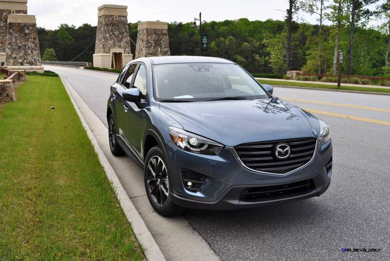 2016 Mazda CX-5 Grand Touring FWD 50