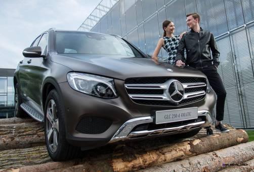 2016 Mercedes-Benz GLC 76