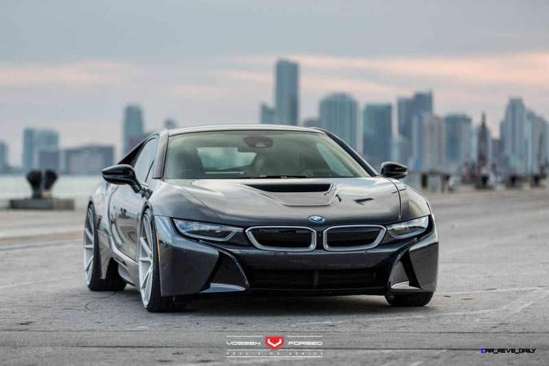 BMW i8 Duo - Vossen Forged Precision Series - ©_17616162974_o