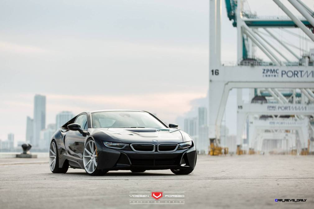 BMW i8 Duo - Vossen Forged Precision Series - ©_17616165434_o