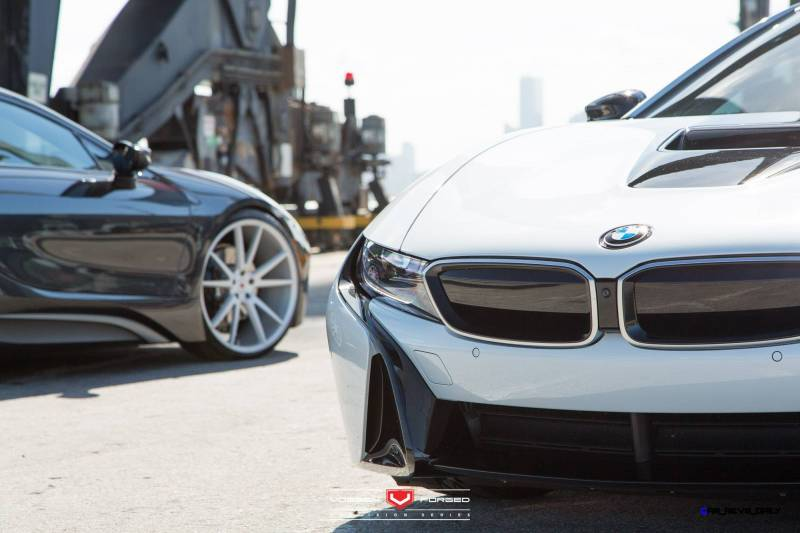 BMW i8 Duo - Vossen Forged Precision Series - ©_17616211644_o
