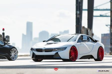 BMW i8 Duo - Vossen Forged Precision Series - ©_17618219203_o