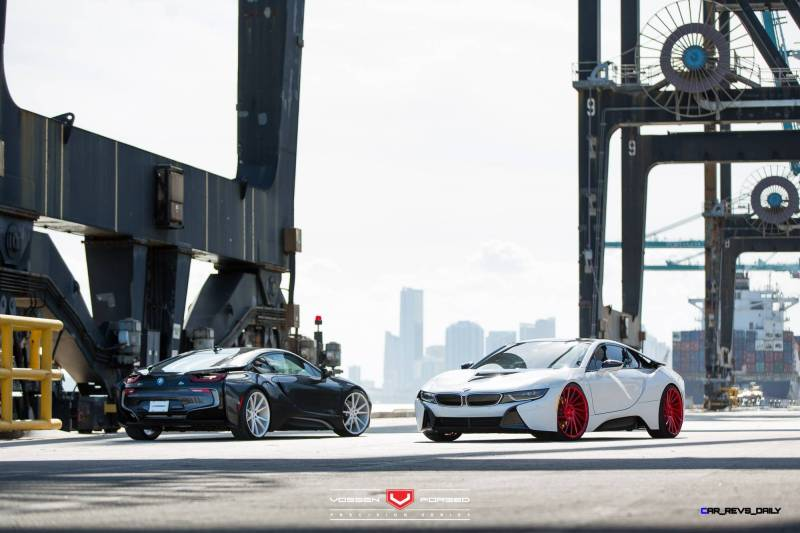 BMW i8 Duo - Vossen Forged Precision Series - ©_17618220253_o