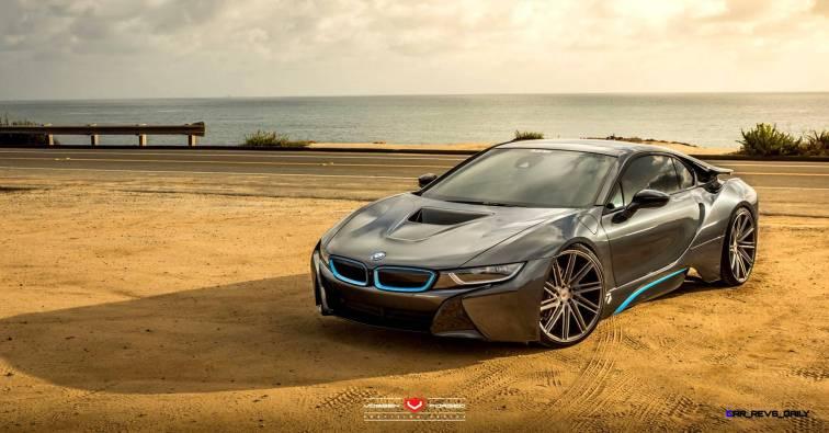 BMW i8 - Vossen Forged VPS-309 - © Vossen Wheels 2015 - 1003