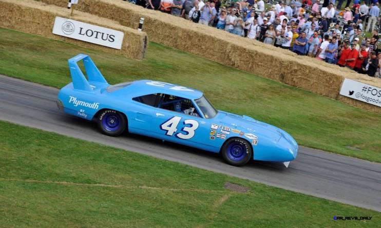 Goodwood 2015 Racecars 101
