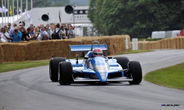 Goodwood 2015 Racecars 88