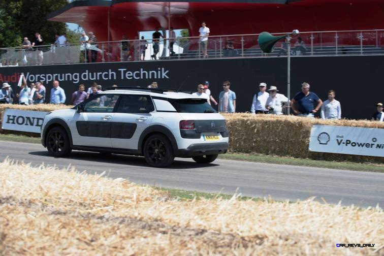Goodwood Festival of Speed 2015 - New Cars 104
