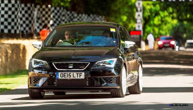 Goodwood Festival of Speed 2015 - New Cars 11