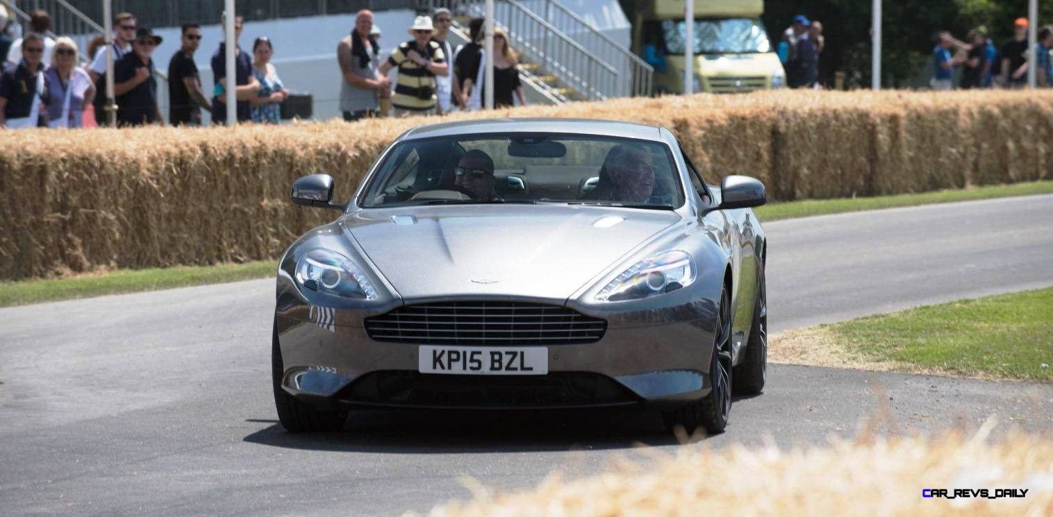 Goodwood Festival of Speed 2015 - New Cars 124