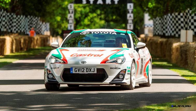 Goodwood Festival of Speed 2015 - New Cars 13