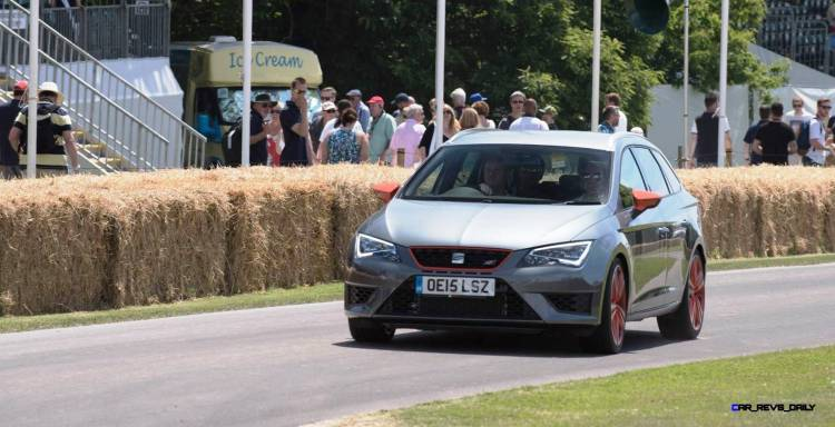 Goodwood Festival of Speed 2015 - New Cars 131