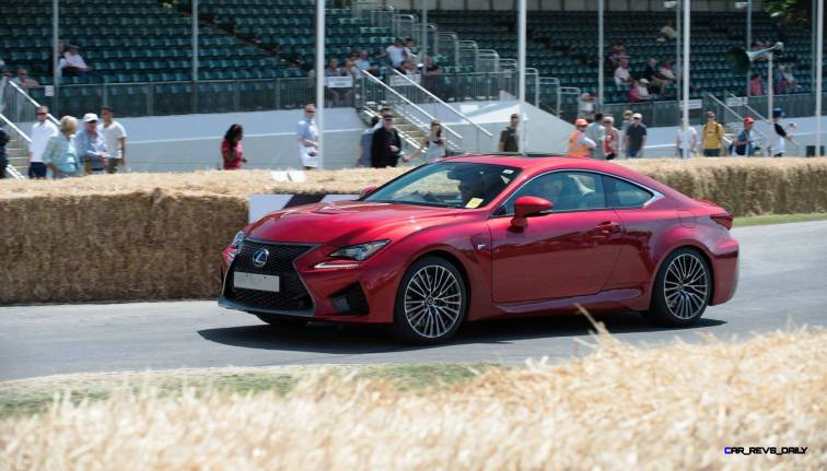 Goodwood Festival of Speed 2015 - New Cars 139
