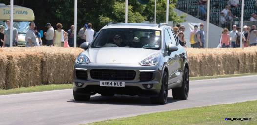 Goodwood Festival of Speed 2015 - New Cars 149