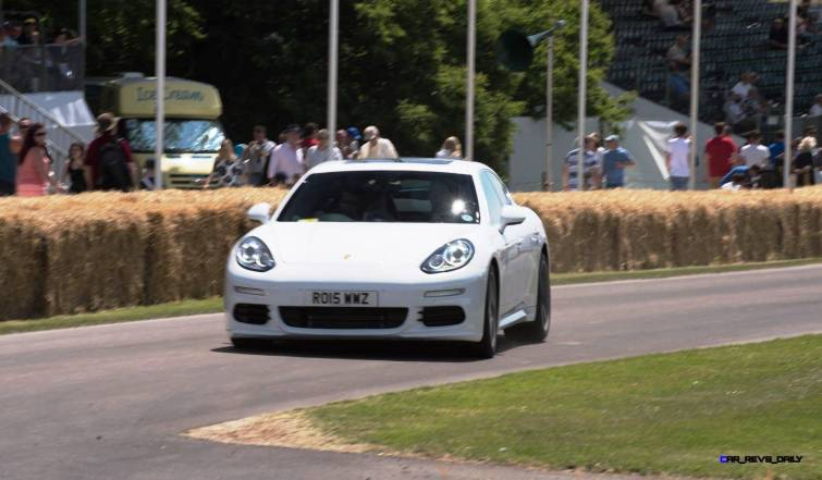 Goodwood Festival of Speed 2015 - New Cars 166