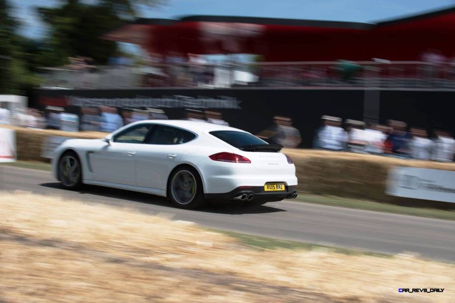 Goodwood Festival of Speed 2015 - New Cars 172