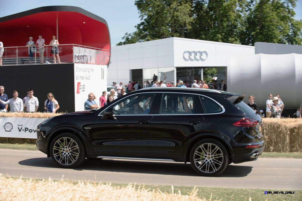 Goodwood Festival of Speed 2015 - New Cars 183