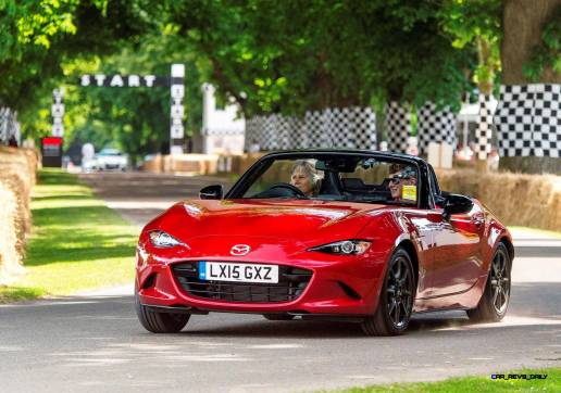 Goodwood Festival of Speed 2015 - New Cars 2