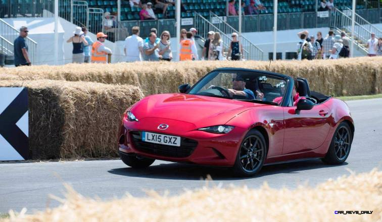Goodwood Festival of Speed 2015 - New Cars 93