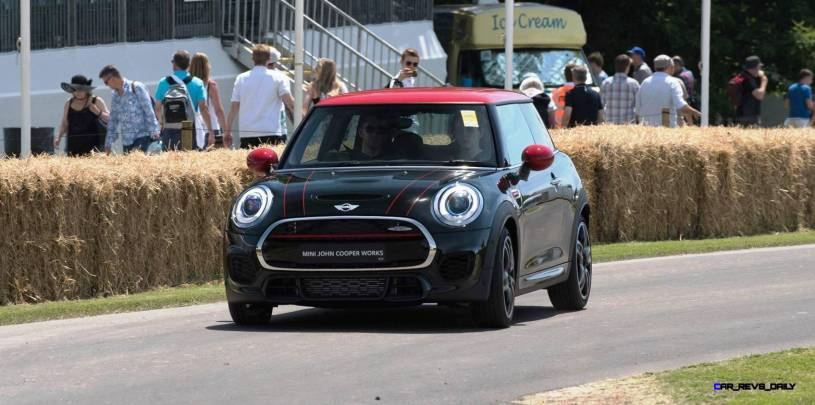 Goodwood Festival of Speed 2015 - New Cars 96