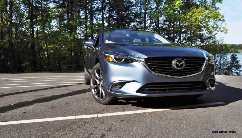 HD Drive Review Video - 2016 Mazda6 Grand Touring 21