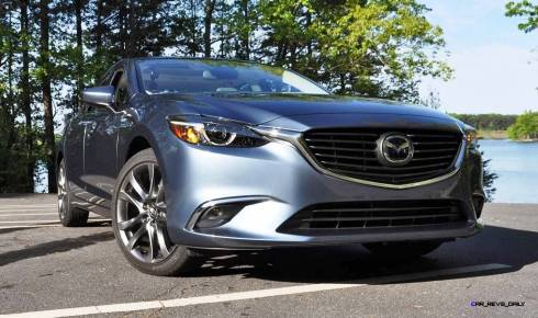 HD Drive Review Video - 2016 Mazda6 Grand Touring 24