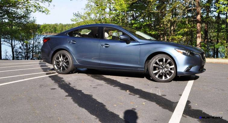 HD Drive Review Video - 2016 Mazda6 Grand Touring 29