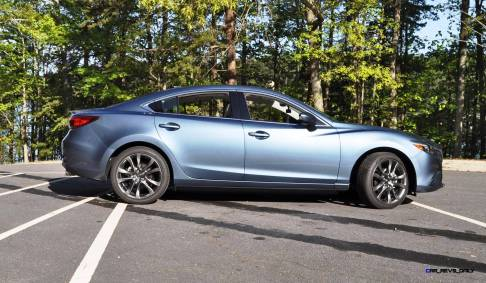 HD Drive Review Video - 2016 Mazda6 Grand Touring 31