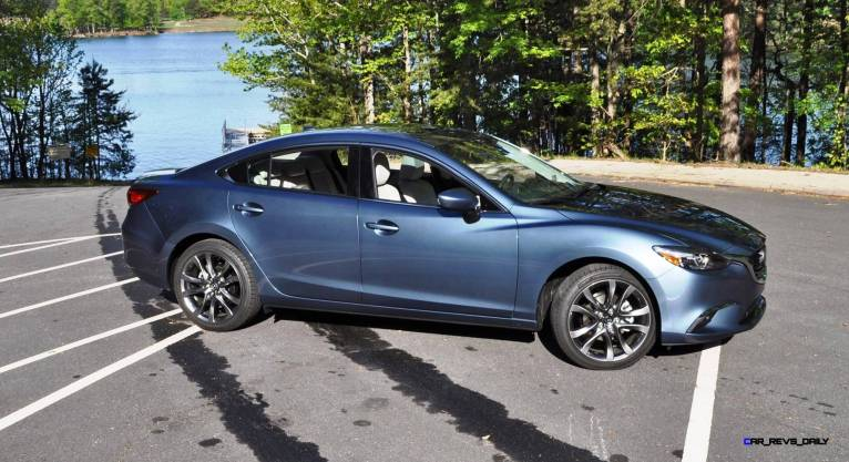 HD Drive Review Video - 2016 Mazda6 Grand Touring 44