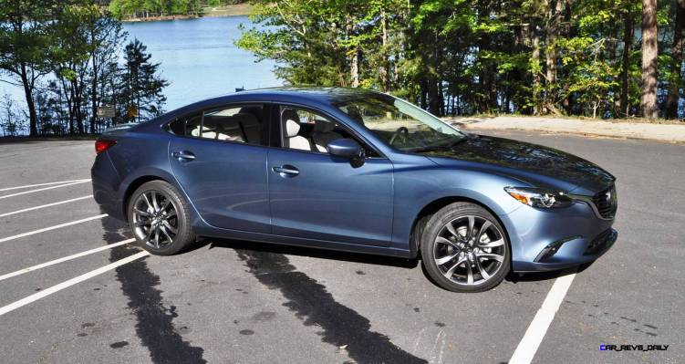 HD Drive Review Video - 2016 Mazda6 Grand Touring 45