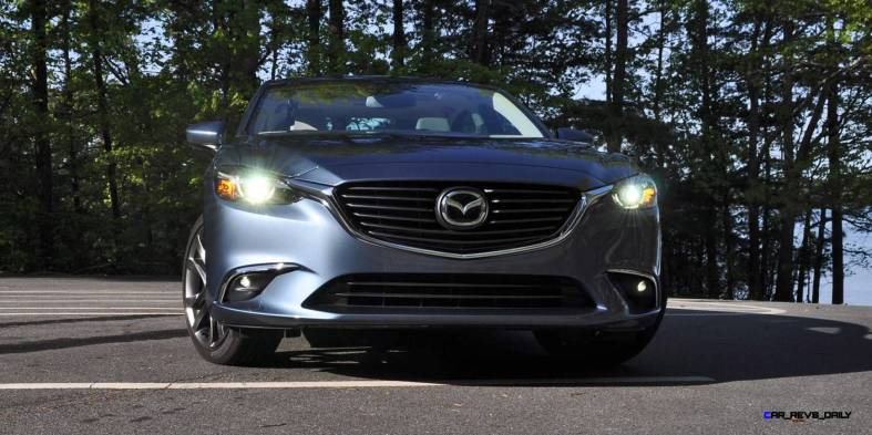 HD Drive Review Video - 2016 Mazda6 Grand Touring 54