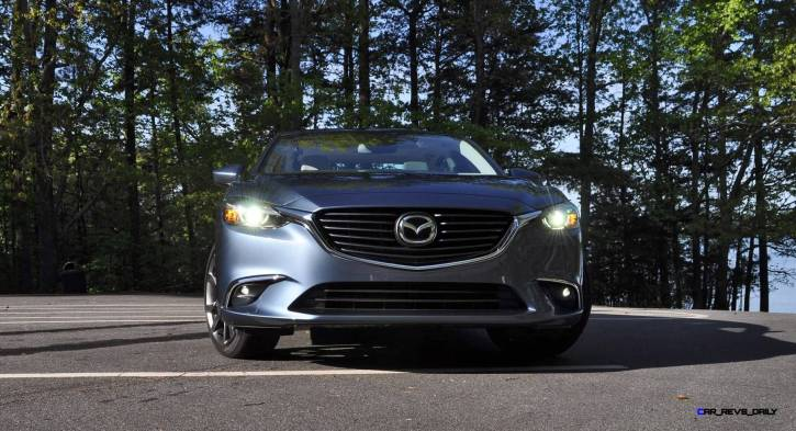 HD Drive Review Video - 2016 Mazda6 Grand Touring 55