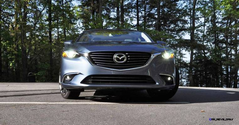 HD Drive Review Video - 2016 Mazda6 Grand Touring 56