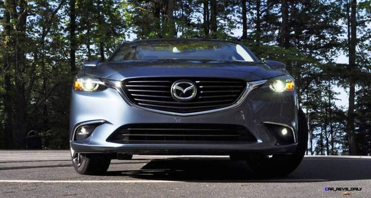 HD Drive Review Video - 2016 Mazda6 Grand Touring 57