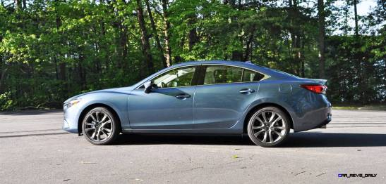 HD Drive Review Video - 2016 Mazda6 Grand Touring 68