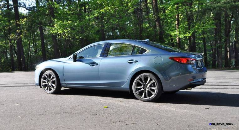 HD Drive Review Video - 2016 Mazda6 Grand Touring 70