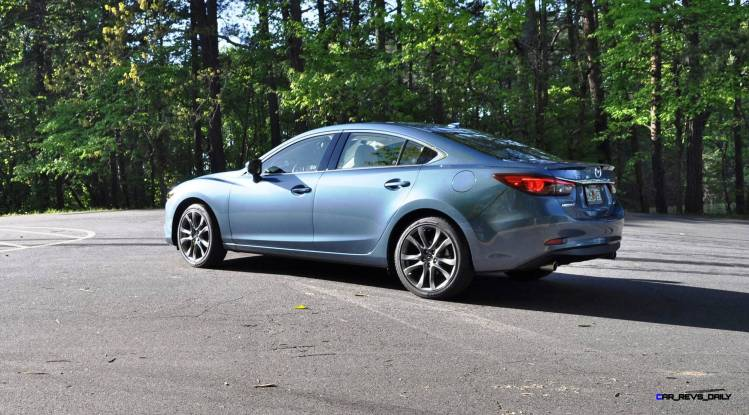 HD Drive Review Video - 2016 Mazda6 Grand Touring 71
