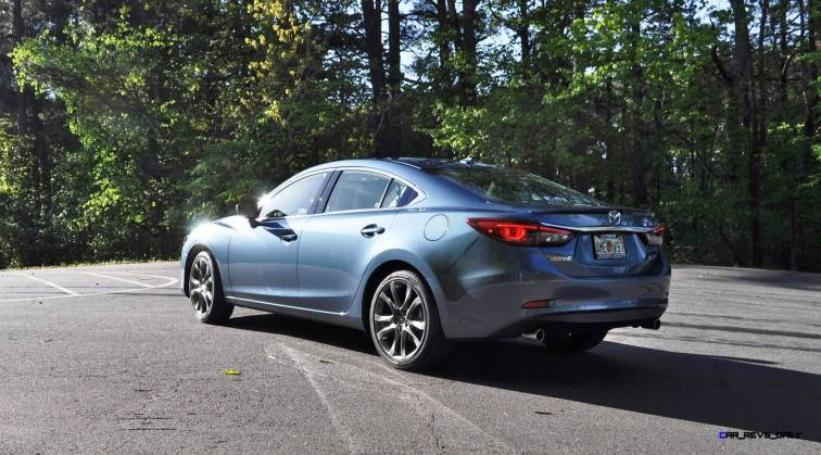 HD Drive Review Video - 2016 Mazda6 Grand Touring 73