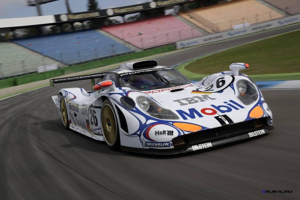LeMans Legends from Porsche 54