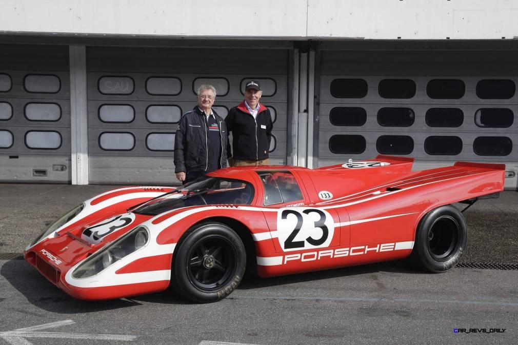 LeMans Legends from Porsche 61