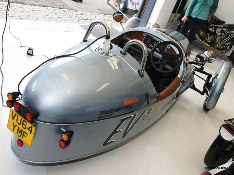 Morgan EV 3 Wheeler 11