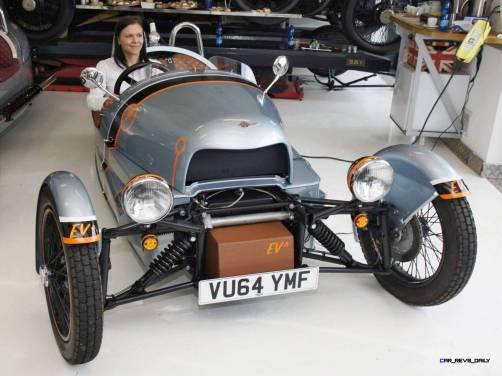 Morgan EV 3 Wheeler 17