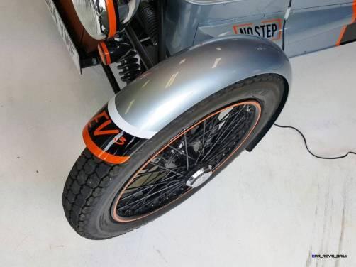 Morgan EV 3 Wheeler 18